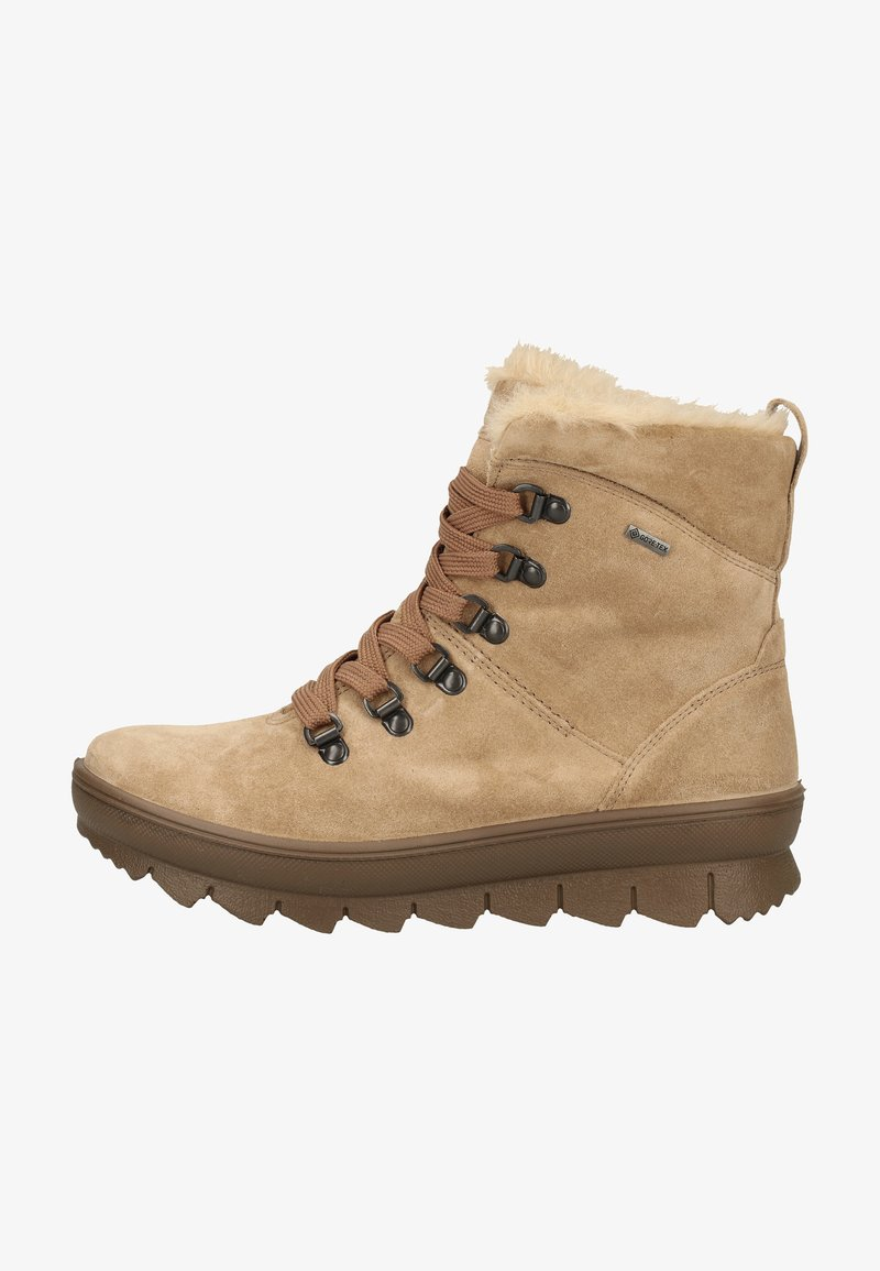 Legero - Winter boots - giotto (beige)
