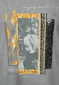 Street One - Print T-shirt - grau - 4