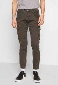 Alpha Industries - Cargo trousers - anthracite - 0