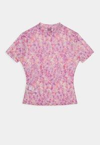 NA-KD - SHORT SLEEVE - Print T-shirt - lilac - 1