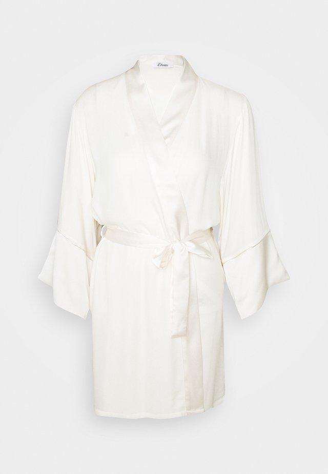 GIVERNY DESHABILLE - Dressing gown - ecru