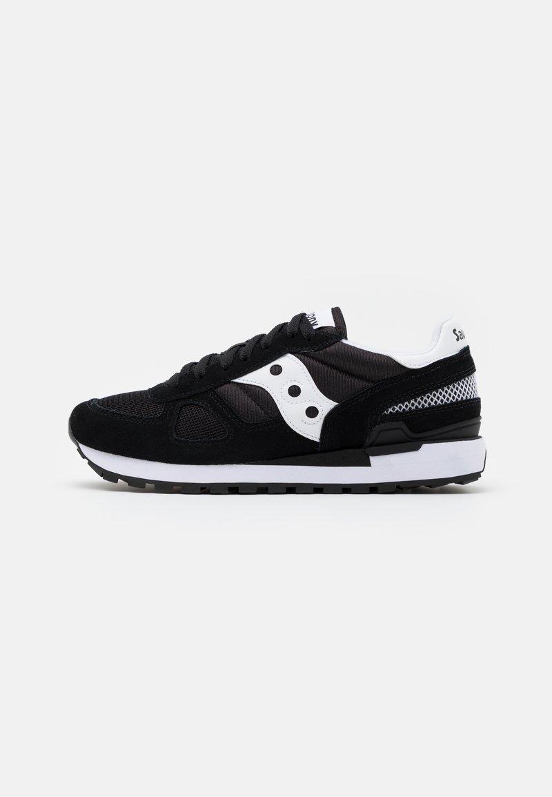Saucony - SHADOW ORIGINAL UNISEX - Sneakers basse - black