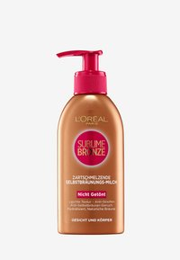 SUBLIME BRONZE MILK - Self tan - -