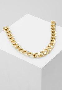 SNÖ of Sweden - MARIO NECK - Collar - gold-coloured - 0