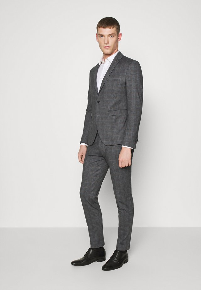 CIPULETTI SUIT - Oblek - grey