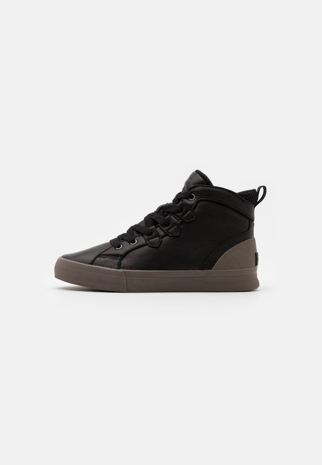 CARIBOU MID WP - Sneakers alte - black
