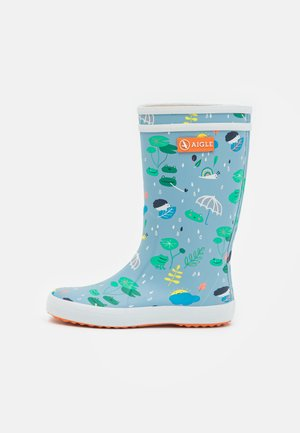 LOLLY POP THEME UNISEX - Wellies - light blue