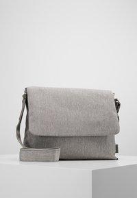 Jost - Across body bag - light grey - 0
