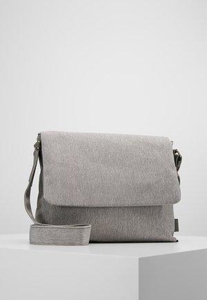Schoudertas - light grey