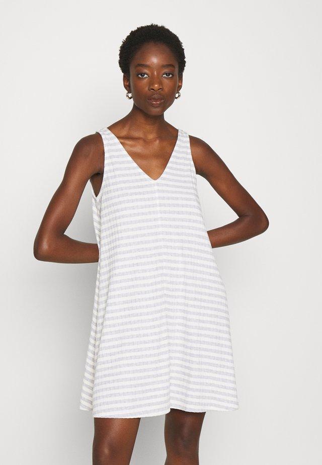 EASY SIWING DRESS - Jersey dress - gray