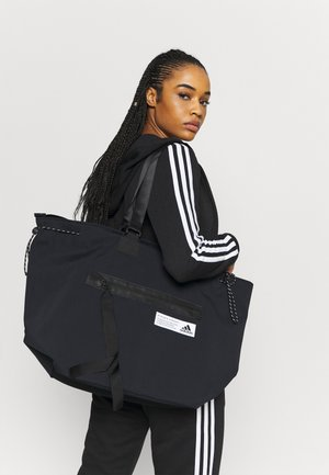 FAV TOTE BAG - Sportovní taška - black
