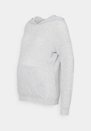 MLDEVA - Sweatshirt - light grey melange