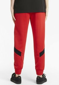 Puma - Tracksuit bottoms - high risk red - 2