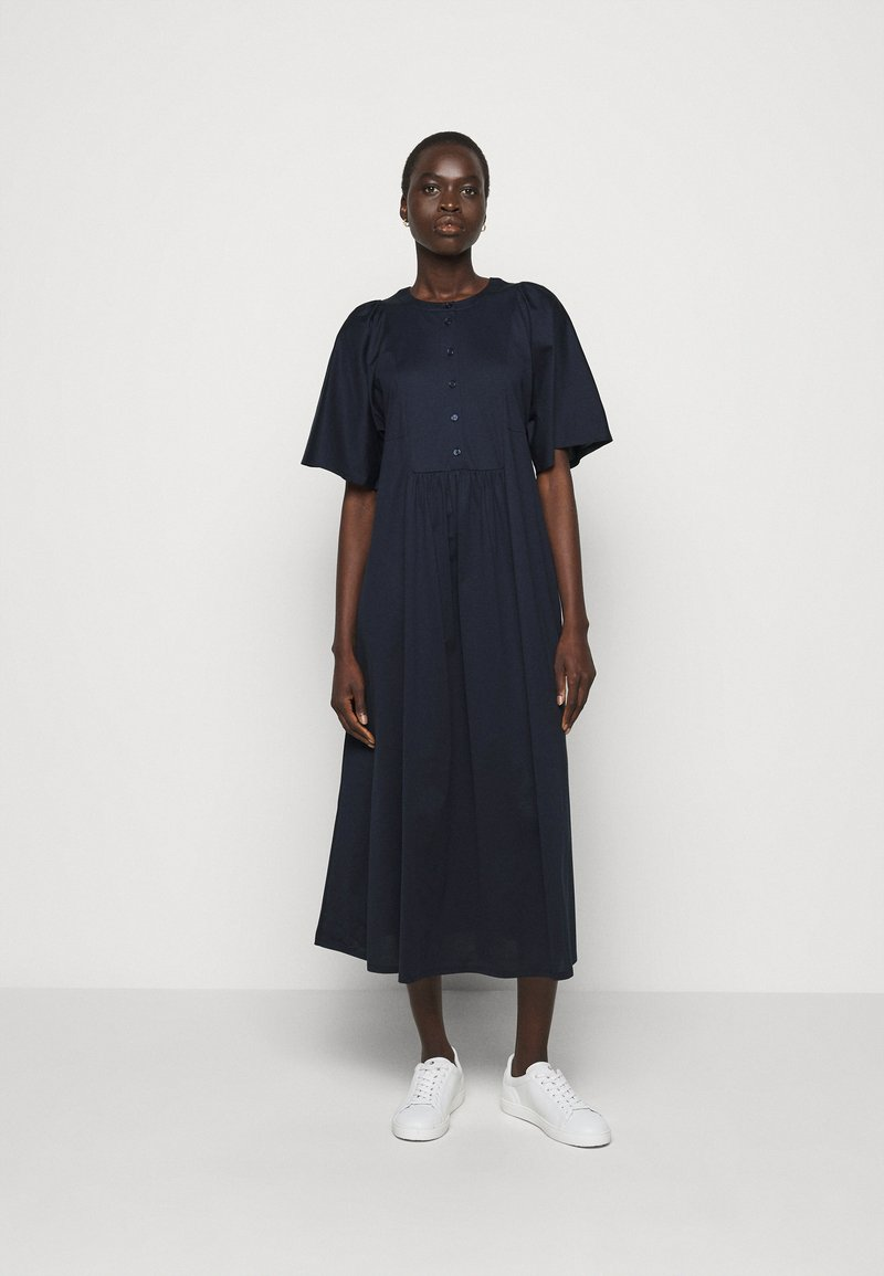 WEEKEND MaxMara - MERLOT - Jerseyklänning - ultramarine