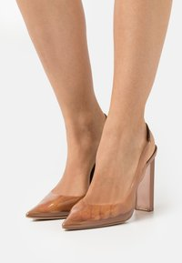 ALDO - GWEIMA - Classic heels - bone - 0