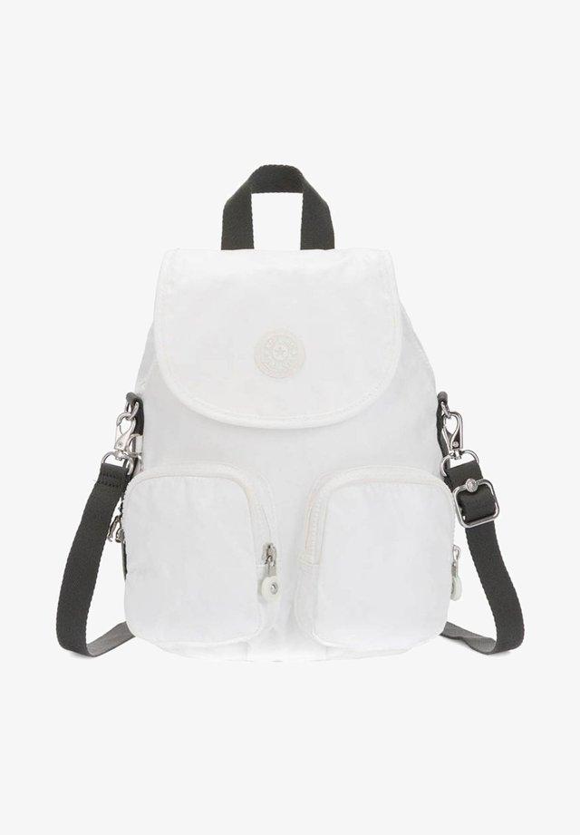 BASIC PLUS FIREFLY UP SMALL - Rucksack - white metallic