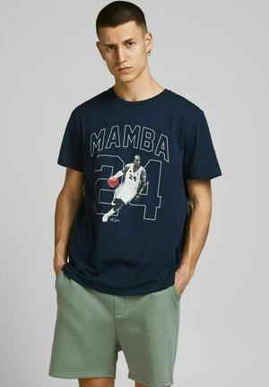 JCOLEGENDS  - T-shirt med print - navy blazer