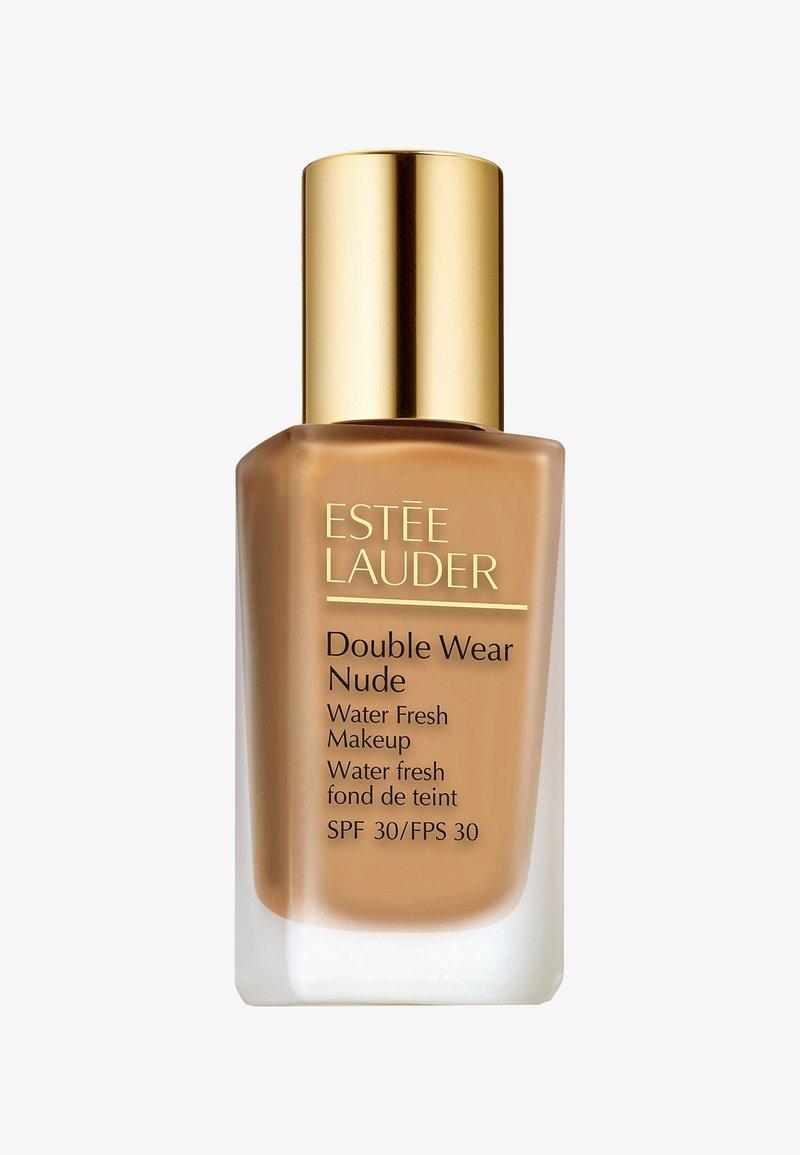 Estée Lauder - DOUBLE WEAR NUDE WATERFRESH MAKE-UP SPF30  - Foundation - 4N1 shell beige