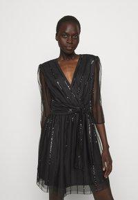 MAX&Co. - PRELUDIO - Cocktail dress / Party dress - black - 0
