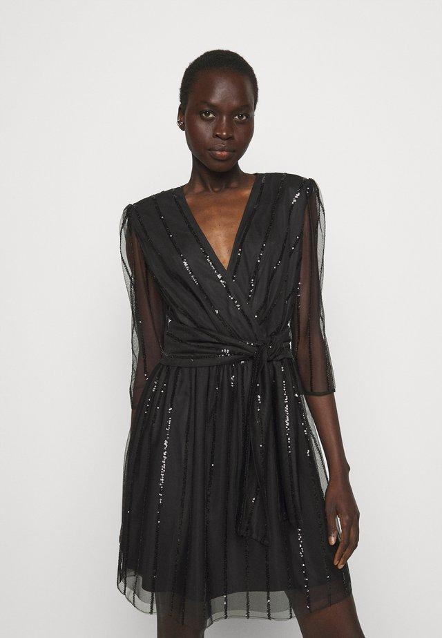 PRELUDIO - Cocktail dress / Party dress - black