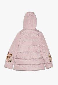 Lemon Beret - SMALL GIRLS JACKET - Winter jacket - english rose - 1