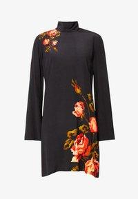 Desigual - DESIGNED BY M. CHRISTIAN LACROIX - Jumper dress - black - 4