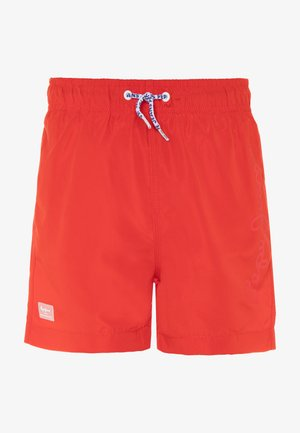 GUIDO - Swimming shorts - spicy red