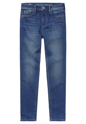PIXLETTE  - Jeans a sigaretta - denim