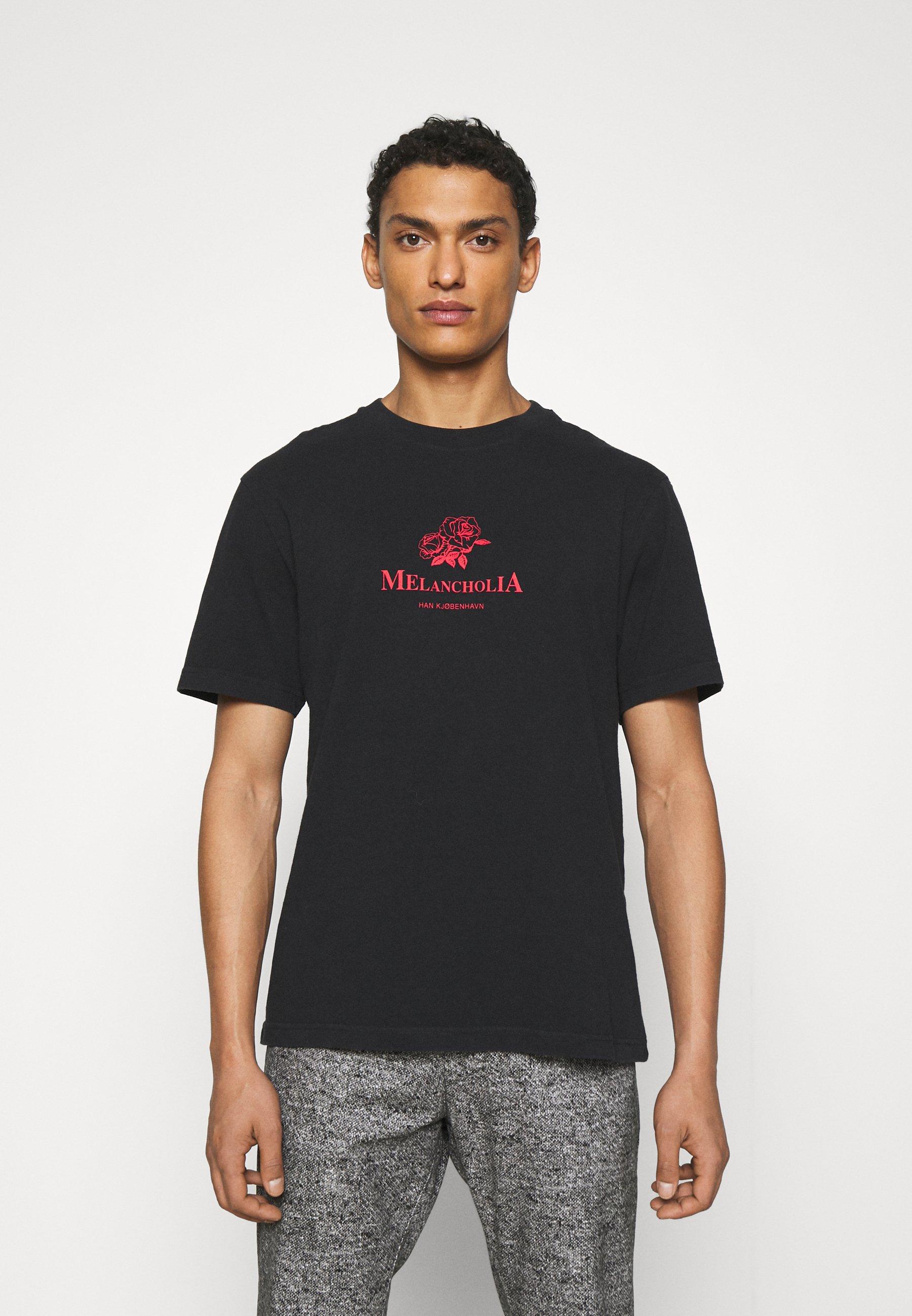 Homme ARTWORK TEE SHORT SLEEVE - T-shirt imprimé