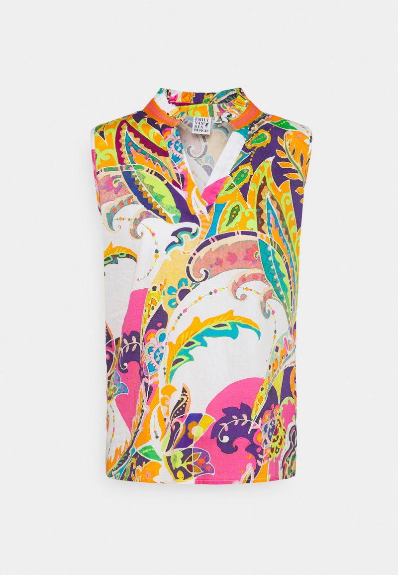Emily van den Bergh - T-shirts print - multicolour