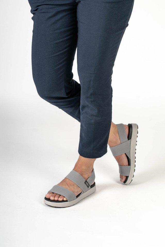 ELLE - Walking sandals - drizzle