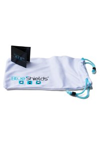 Icon Eyewear - ISTANBUL BLUE LIGHT GLASSES - Sunglasses - rubber black - 3