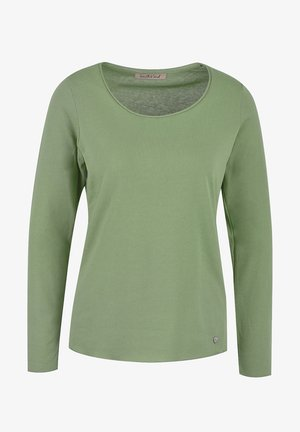 Jumper - sage green