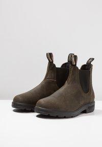 Blundstone - 2030 ORIGINALS - Støvletter - olive - 2