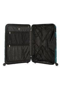 Wittchen - Wheeled suitcase - marineblau - 3