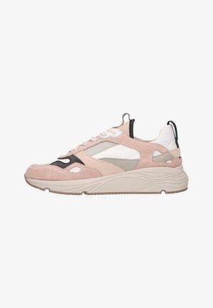 Sneakers laag - hellrosa