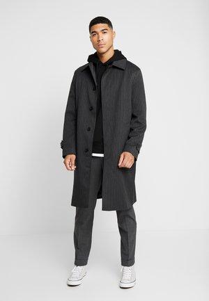 SMART PINSTRIPE - Zimní kabát - dark grey