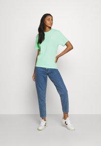 Fila - EARA TEE - Basic T-shirt - beach glass - 1