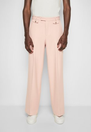 NOLAN TROUSERS - Trousers - pearl rose