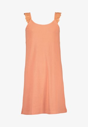 HAPPINESS - Jersey dress - ginger