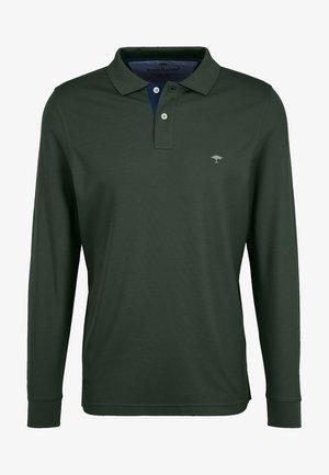 Polo shirt - emerald