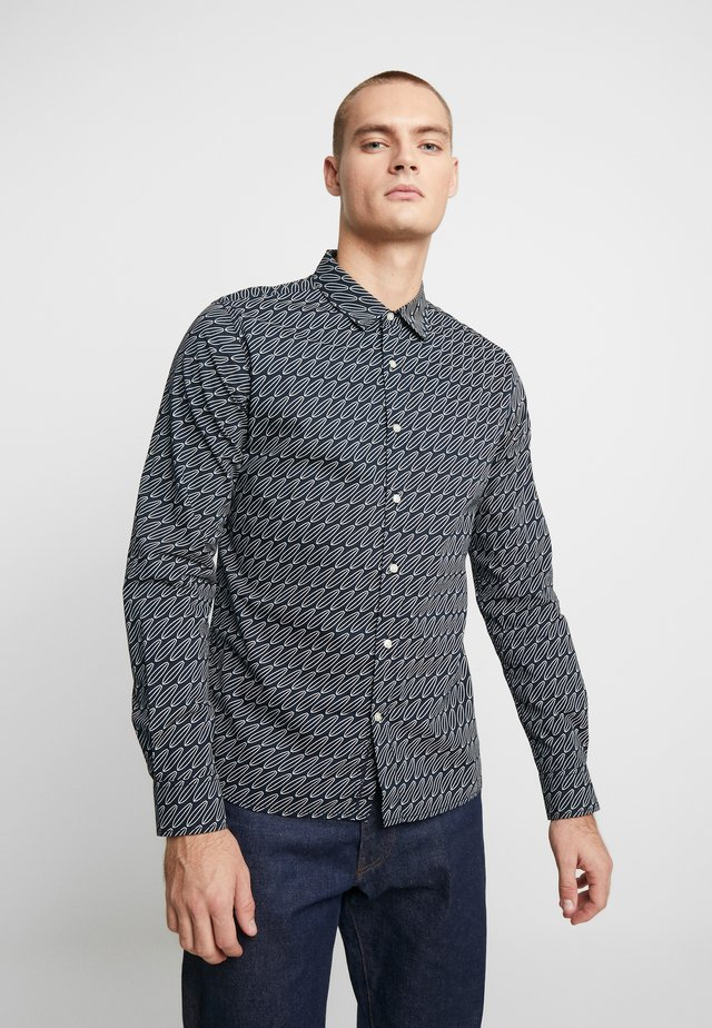 LONG SLEEVE SHIRT - Camicia - total eclipse
