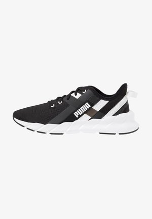 WEAVE XT - Zapatillas de running estables - black/white
