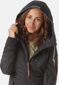 Ragwear - Waterproof jacket - blue - 2