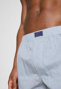 GANT - CHECK BOXER 2 PACK - Boxer shorts - classic blue - 5