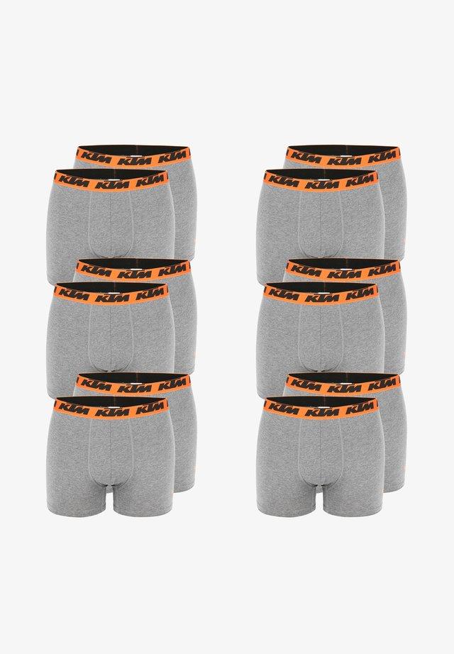 12 PACK - Pants - dark grey
