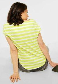 Cecil - Print T-shirt - gelb - 2