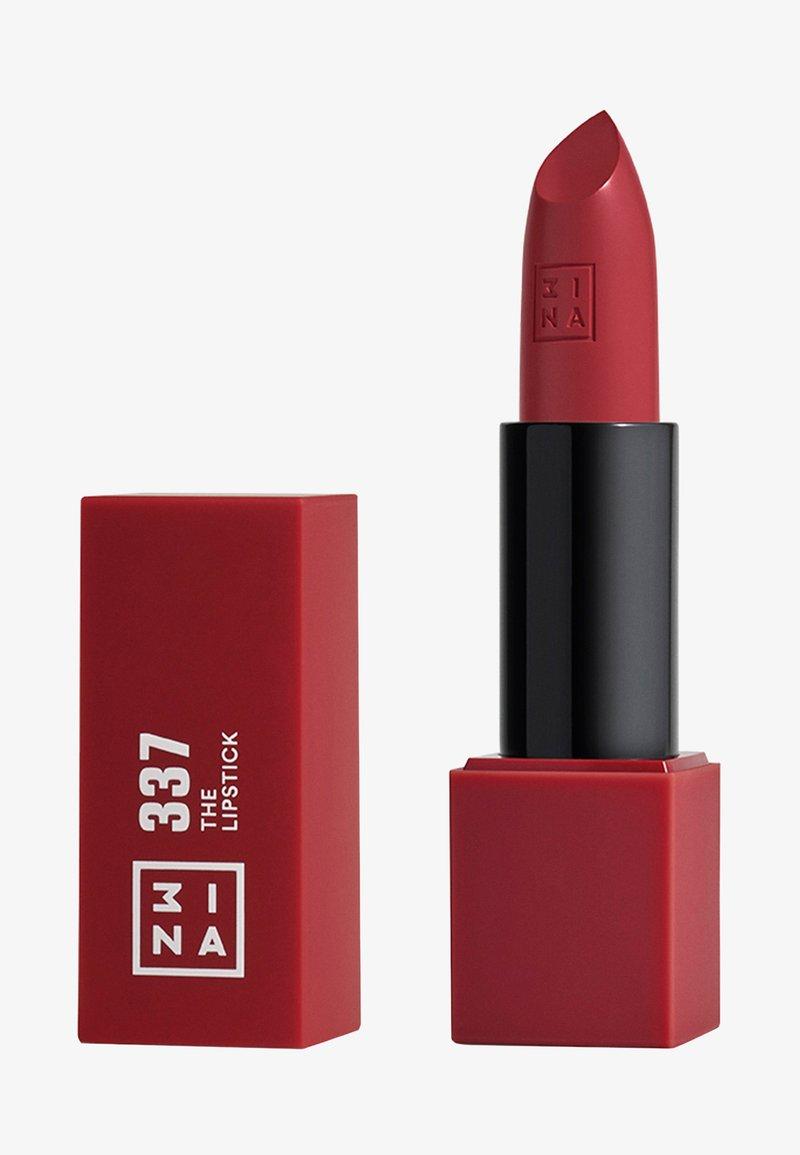 3ina - THE LIPSTICK - Lippenstift - 337 dark plum pink