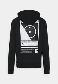 The North Face - STEEP TECH LOGO HOODIE UNISEX - Hoodie - black - 1