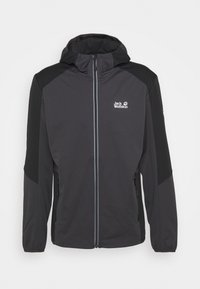Jack Wolfskin - GO HIKE  - Soft shell jacket - phantom - 0